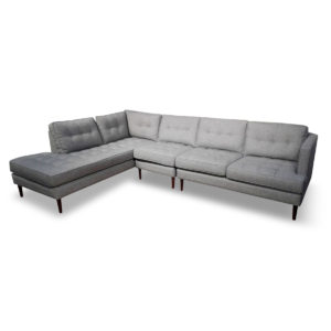 Picture of Dylan Sectional in Durbin-Light-Grey