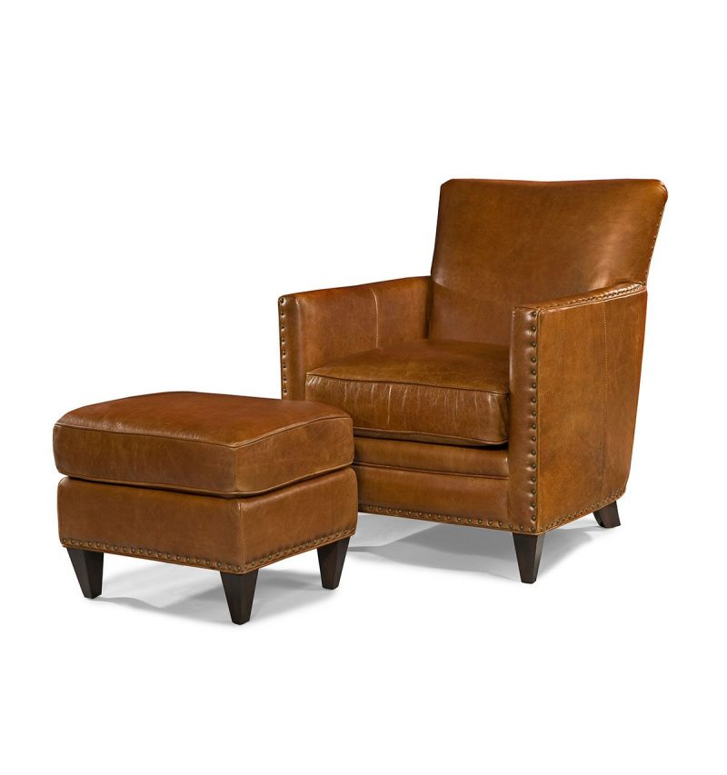 Picture of Logan-Chair---Logan-Ottoman---Trends-Coffee