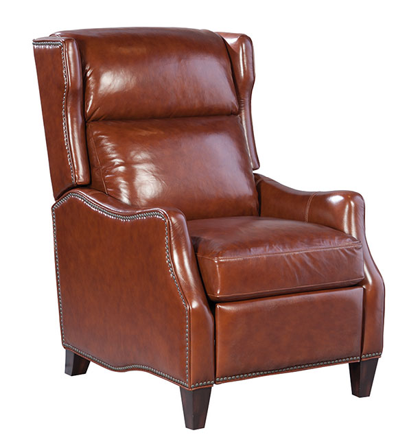Picture of Brent-Recliner---Brooklyn-Saddle