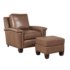 Picture of Landon-Chair---Landon-Ottoman
