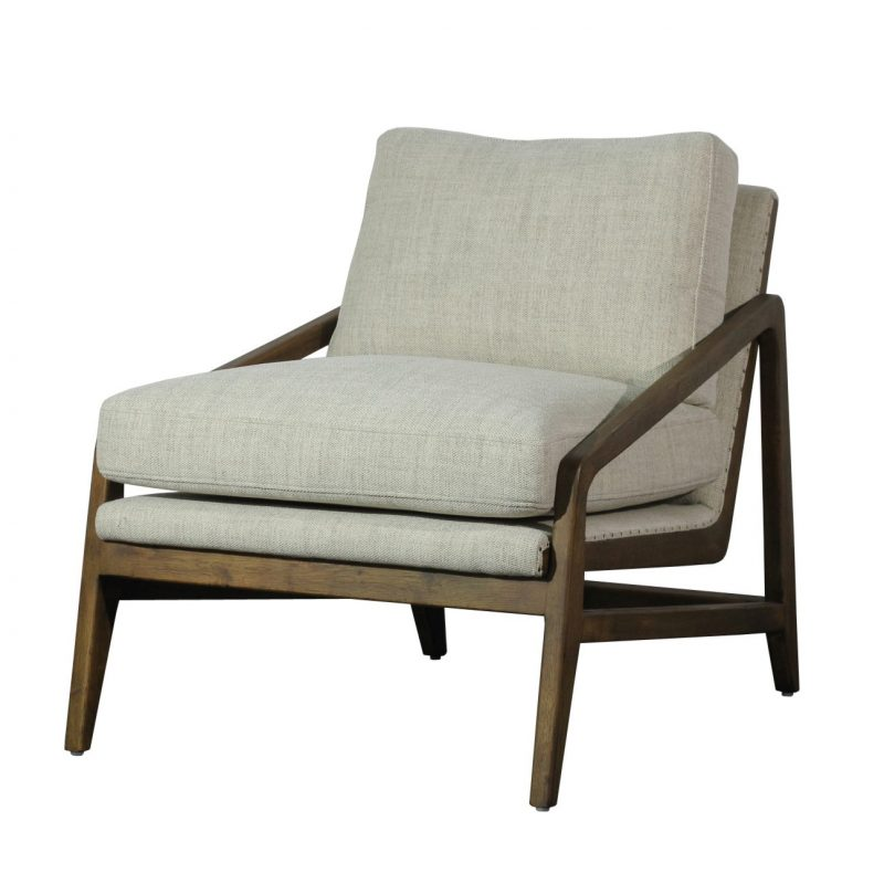 Connor Chair - Journey Linen