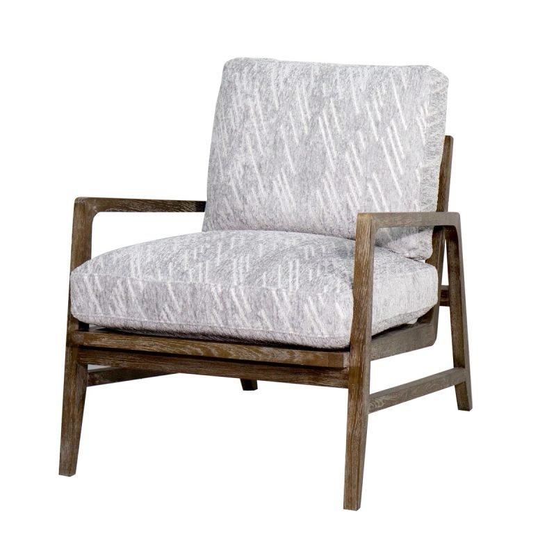 Glendale Chair - Vegas Nickel