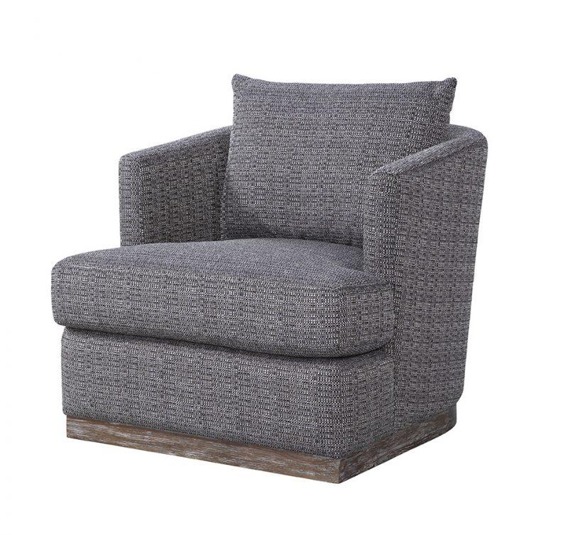Mulholland Chair - Jackie O Granite