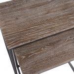 Surfside Nesting Table - Detail