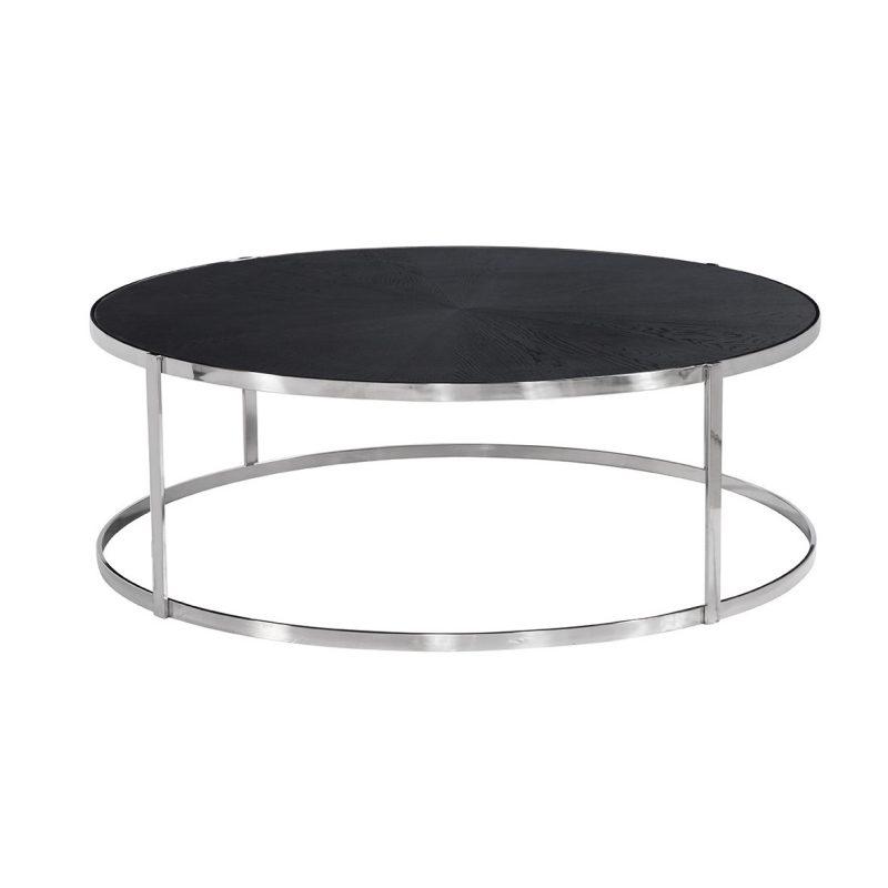 Topanga Round Cocktail Table