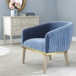 Perry Chair - Luxe Ink