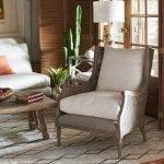 Walker Chair - Borneo Light Brown (Natural Finish)